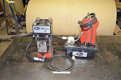 Gates Power Crimp 603 Hydraulic Hose Crimper No Dies