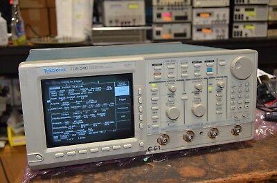 Tektronix 4 Channel Digitizing 500 Mhz Oscilloscope Tds540 Tds-540