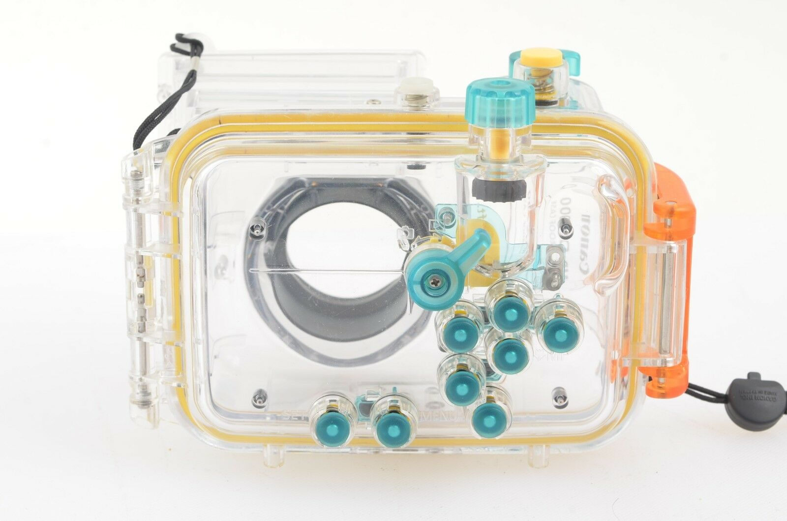 GENUINE BOXED CANON UNDERWATER HOUSING WP-DC900 FOR CANON POWERSHOT A80, CLEAN - $36.95