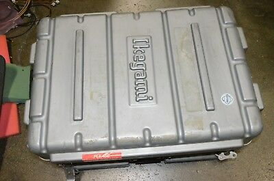 Ikegami Pelco Hard Plastic Test Equipment Shipping Case Container