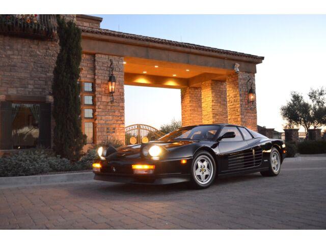 Imagen 1 de Ferrari Testarossa black