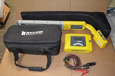 Rycom Cable Pipe Locator - Model 8879 Wand And 8869 Transmitter