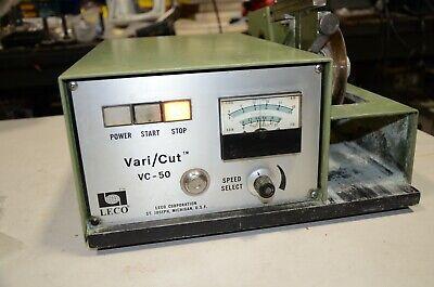 Leco Vc-50 Varicut Diamond Cut-off Saw 801-900