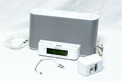 Sony Dream Machine ICF-CS10iP AM/FM Dual Alarm Clock Radio iPhone Dock ONLY (M4)