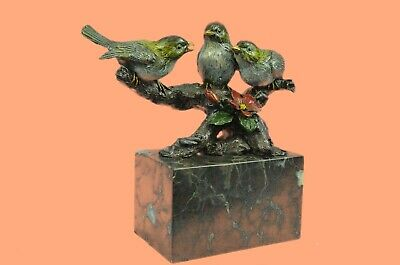 Birds/ Pigeon Racing Society/ Pigeons - Love and Dedication/ BRONZE SCULPTURE