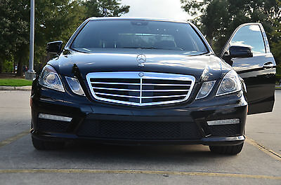 Mercedes-Benz : E-Class Base Sedan 4-Door 2010 Mercedes-Benz E63 AMG Base Sedan 4-Door 6.3L