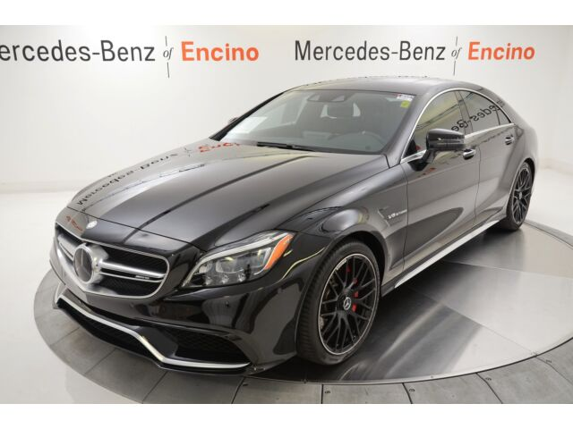 Image 1 of Mercedes-Benz: CLS-Class…