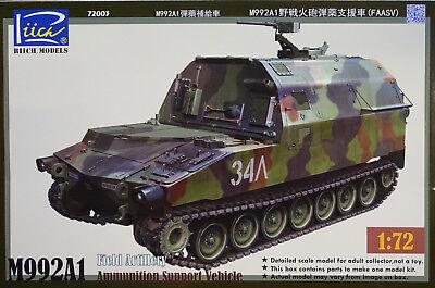 RIICH MODELS® 72003 Field Artillery Ammunition Support Vehicle in 1:72