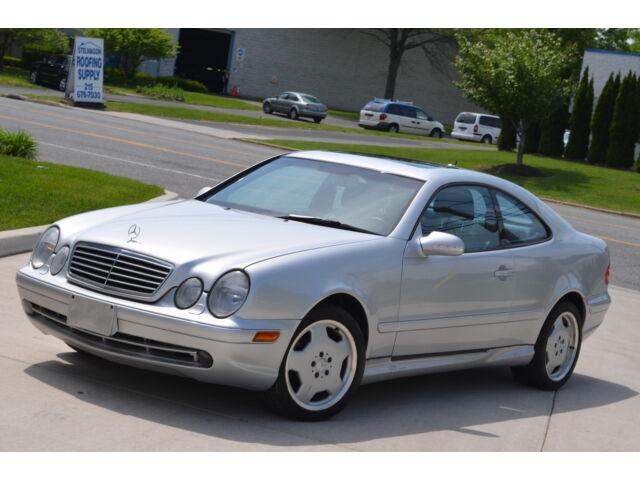 Imagen 1 de Mercedes-benz Clk-class…