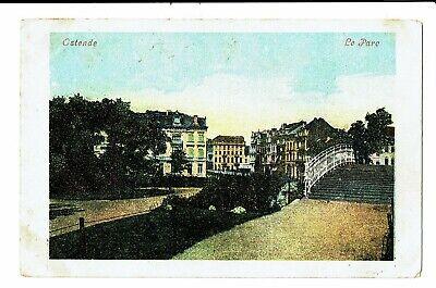 CPA - Carte Postale -   Belgique Oostende - Le Parc-- VM3504