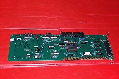 Equipe Technologies Pre-aligner Io Control Board 2002-0066used9487