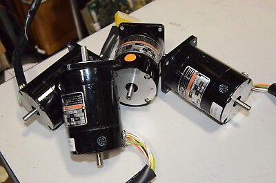 Bodine 23x2fehh Ac Synchronous Dc Stepping Motor
