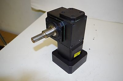 Textron Cone Drive Right Angle Gearhead Ratio 101 Mpid-an-hld Rw Coupling