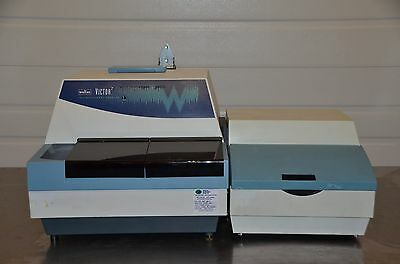 Wallac Victor2 1420 Multilabel Counter W Liquid Injector Model 1420-251