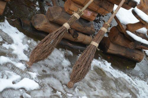 Wizard broom, Halloween Broom/Natural Witches Broom, broomstick masquerade broom
