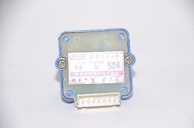 NEW TOSOKU Rotary Mode Select Switch DP02 N 524 DP-02-N-524 GFED CBA