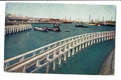CPA-Carte Postale-Belgique-Oostende - Le Port  -VM907
