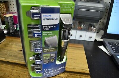 Philips Norelco Multigroom Series 3000, 13 attachments, FFP, MG3750