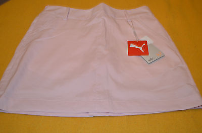 Womens Puma golf Dry cell pounce skirt Sz 4  NEW WITH TAGS NWT