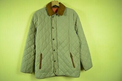 BARBOUR _ MEN'S SPRING MILANO FINE COTTON QUILTED JACKET _ size S