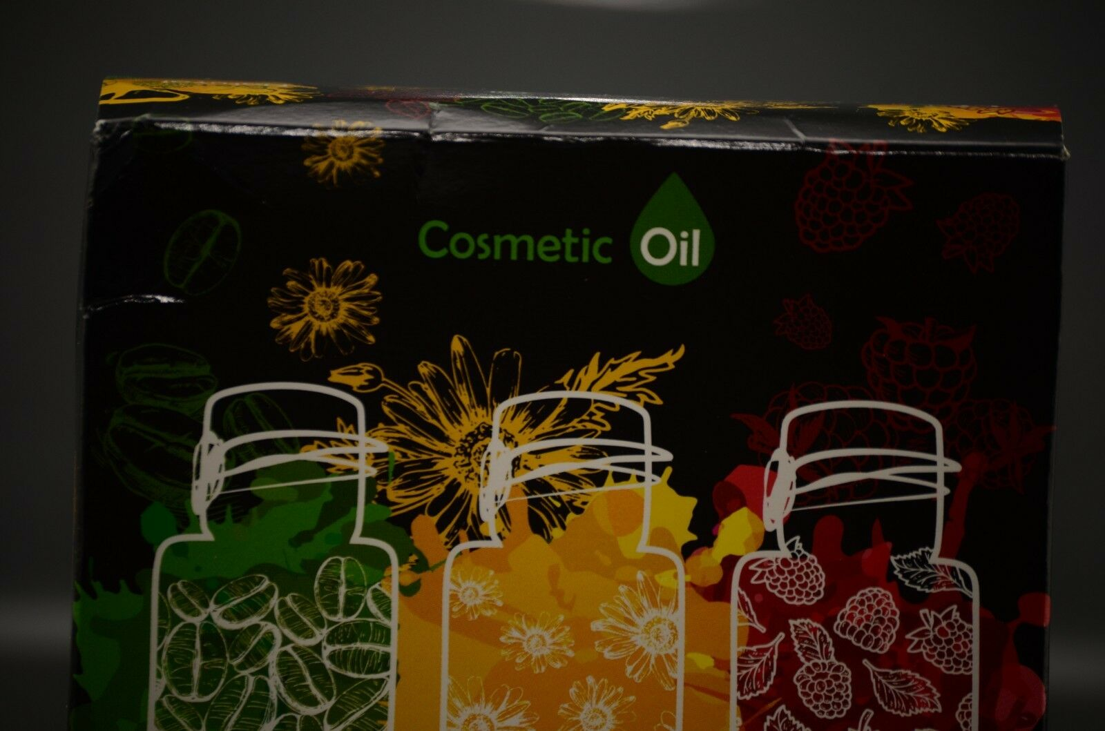 Body Health Care Oil Set 3in1...
