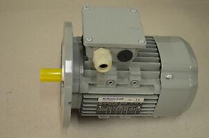 AC-Motoren GmbH FCA 80A-2/HE Elektromotor Flanschmotor 0,75kW NEU