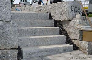 Treppenstufen stein ebay - Treppenstufen garten ...