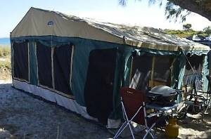 Supreme OFF ROAD Camper Trailer with 25ft Soft floor LOADS  XTRAS Balcatta Stirling Area Preview