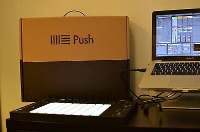 Ableton Push 2 - MINT - with original box and accessories
