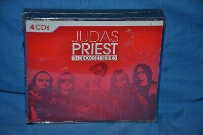 Judas Priest 'The Box Set Series' 4 Discs. Iron Maiden, Saxon