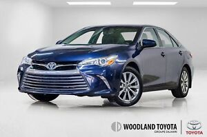 2015 Toyota Camry XLE / GPS / CUIR / TOIT / MAGS / 39000 KMS