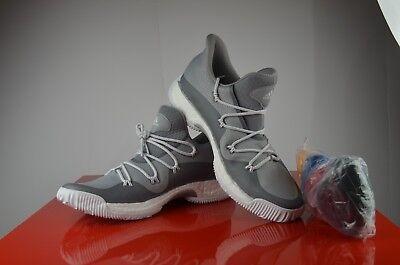 sports shoes b3b2e 03a27 ADIDAS CRAZY EXPLOSIVE LOW PRIMEKNIT WHITE BASKETBALL SHOES MENS sz12.5  BY3254
