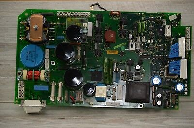 Siemens Sirona Heliodent Ds Dental X-ray Exposure Control Board 3313900 1882435