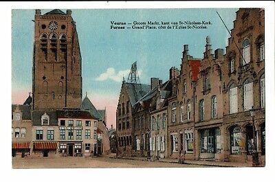CPA - Carte Postale -  Belgique-Veurne- Groote Markt- VM305