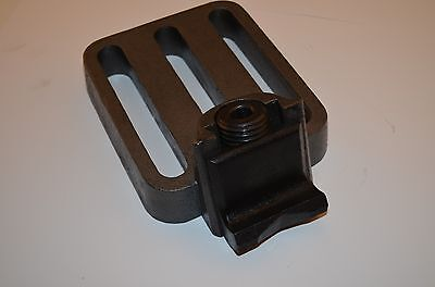 Spannbacken Lenzkes,  Schlitzbreite 22mm, 1Stück, RHV8130,