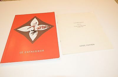 1999 Louis Vuitton Le Catalogue Fashion Catalog Ad Ads Paris Handbags Purse