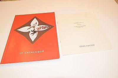 1999 Louis Vuitton Le Catalogue Fashion Catalog Ad Ads Paris Handbags Purse