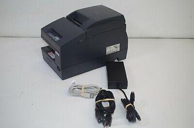 Epson TM-U675 M146B POS Receipt Printer- Black