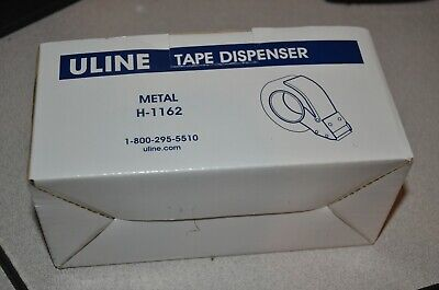 Uline Tape Dispenser Metal 3 H-1162