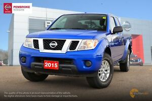2015 Nissan Frontier SV 2015 Nissan Frontier SV Extended Cab...