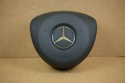 Mercedes Benz CLA CLS GLA GLE GLS E C Class Base Steering Wheel Airbag OEM