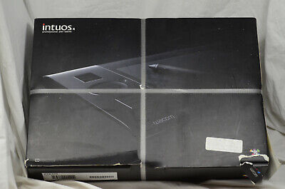 NEW Wacom INTUOS4 PTK-440 Tablet COMPLETE NIB PEN Mouse usb cables, Software CD for sale  Shipping to Nigeria