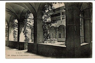 CPA - Carte postale - FRANCE -  Talloires- Son Abbaye - Le Cloître-  S3365