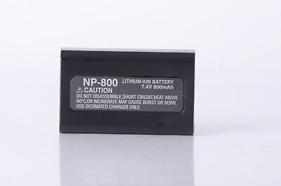 Minolta NP-800 Lithium Ion Rechargeable Battery for the Minolta DiMAGE A200  for sale  Shipping to India