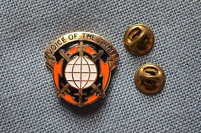 Clutch Back  Distinctive Unit Insignia  Army Command Systems