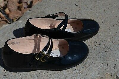 Harper Canyon 10M shoe black patent faux leather girls dressy formal mary jane](Girls Dressy Shoes)
