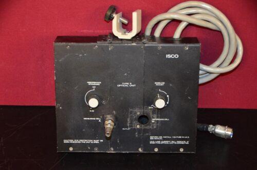 Isco Type 9 Optical Unit 86143