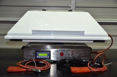 Sartorius BIOSTAT CultiBag RM 50 / Rocker Base / Hood / Heater Tray / Heat Pads