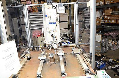 Janome Apollo Seiko Soldering Robot Jsr4400n Scara L-cat Jsr4400 Jsr
