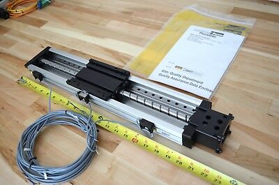 New 20 Parker 404xe Linear Actuator Precision Ground Ballscrew Nema23 - Cnc Diy